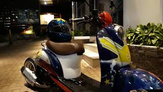 2. Honda Metropolitan PH walk around