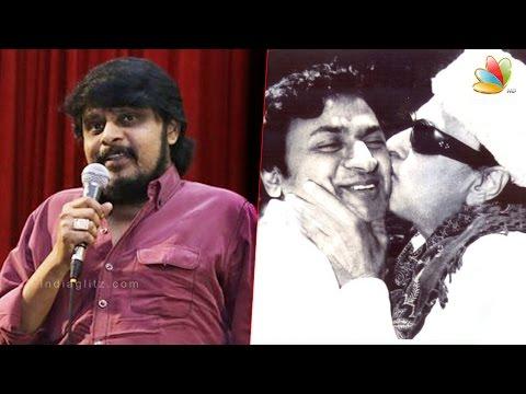 Director-Vikraman-Speech--MGR-Rajkumar-were-Humble-Unlike-Stars-today