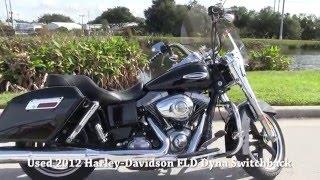 5. Used 2012 Harley-Davidson FLD Dyna Switchback