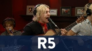 R5 - Dark Side [LIVE] | The Kidd Kraddick Morning Show Part 4/4