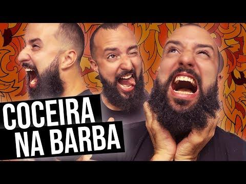 Coceira e barba irritada  COMO SE LIVRAR  DE VEZ da Foliculite