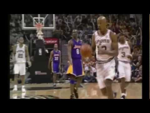 Spurs vs Lakers 2003
