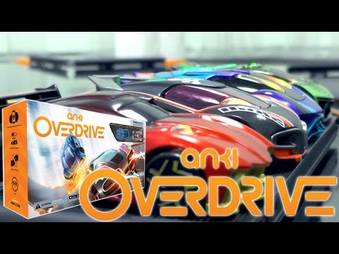 Anki Overdrive - Starter Kit Unboxed & Hands-On Gameplay