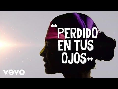 Perdido En Tus Ojos Lyric Video [Feat. Natti Natasha]