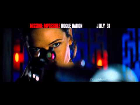 Mission: Impossible Rogue Nation (TV Spot 'Too Far')