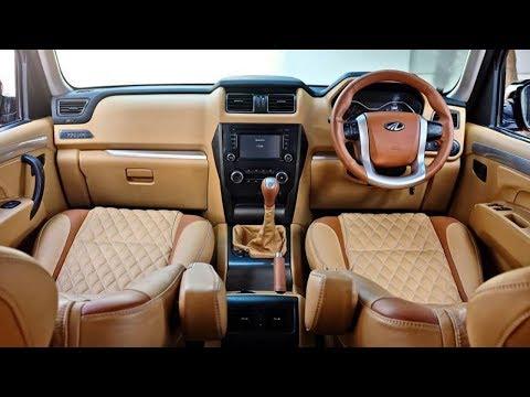 New Mahindra Scorpio Modified Interior Perfect Modification Interior and Exterior CAR CARE TIPS