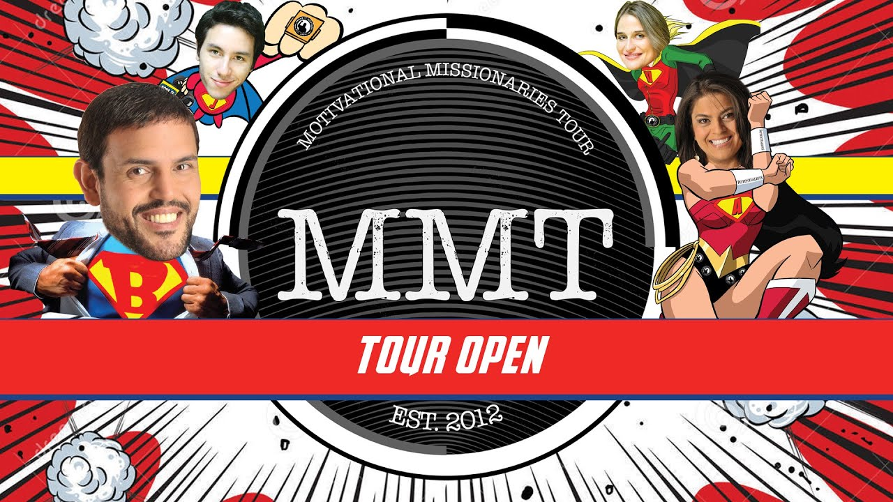 Tour Open (MMT 2015 - May 5, 2015 Media Spot)