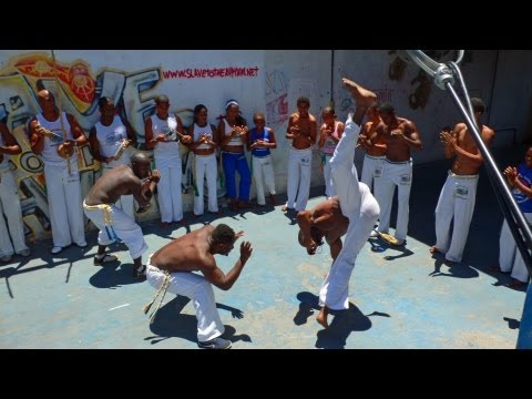 Best Capoeira Brazil