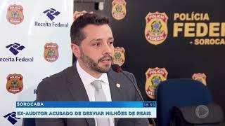 Ex-auditor fiscal é preso por enriquecimento ilícito em Sorocaba