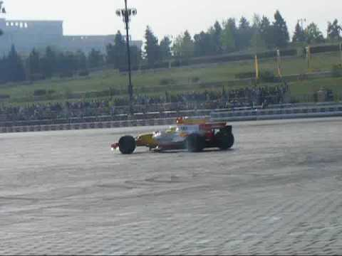 Renault Roadshow en Rumania