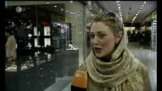Women And Mode In Iran
