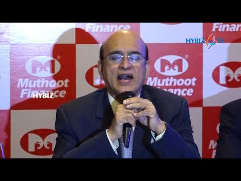 Babu John-Muthoot Finance launches new loan scheme