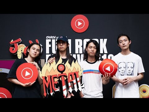 , title : 'DYGL FUJI ROCK FESTIVAL '19 OFFICIAL INTERVIEW'
