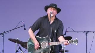 Sammy performs at Cutler Park in Waukesha.