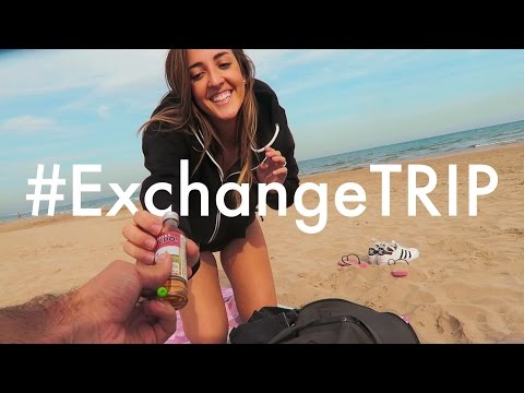 Travel and Exchange Items with People You Meet