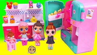 Video LOL Surprise Baby Dolls Find Grossery Gang Blind Bag Toys - Video MP3, 3GP, MP4, WEBM, AVI, FLV Maret 2019