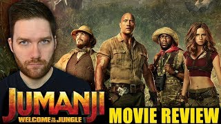 Jumanji: Welcome to the Jungle - Movie Review by Chris Stuckmann