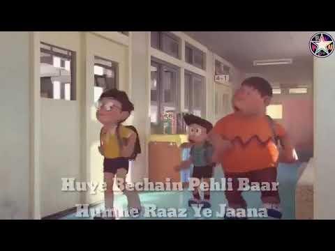 Status engraçados - Nobita WhatsApp Video Status Love
