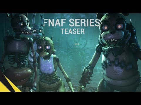 [SFM] Five Nights at Freddy's Series (They are Coming - Teaser) | FNAF Animation