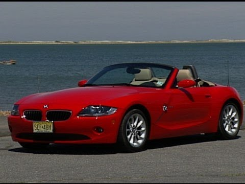 2003-2008 BMW Z4 Pre-Owned Vehicle Review – WheelsTV
