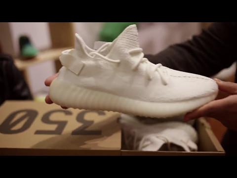 #YEEZYBOOST 350 V2 by Kanye West / Tienda Fitzrovia