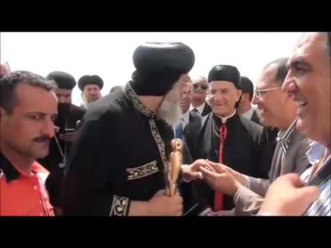 زيارة البابا تواضروس لديرالانبا أنطونيوس - لبنان