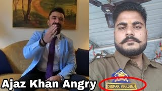 Video Justice For Asifa || Ajaz Khan angry reaction ||  MLA Kuldeep Singh MP3, 3GP, MP4, WEBM, AVI, FLV September 2018