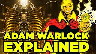 Video Who is ADAM WARLOCK? (Can He Beat Thanos?) - Avengers 4 and Guardians of the Galaxy 3 PREDICTIONS MP3, 3GP, MP4, WEBM, AVI, FLV Mei 2018