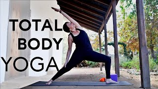 Video 20 Minute Yoga for Strength and Flexibility With Fightmaster Yoga MP3, 3GP, MP4, WEBM, AVI, FLV Maret 2018