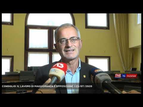 CONSIGLIO: IL LAVORO DI MAGGIORANZA E OPPOSIZIONE  | 23/07/2020