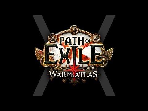 Path of Exile - War for the Atlas - Обзор анонса (видео)