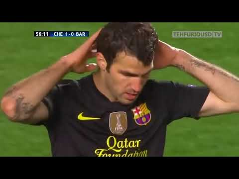 Chelsea vs FC Barcelona 1 0 Extended Highlights with English Commentary UCL 2011 12 HD 720p