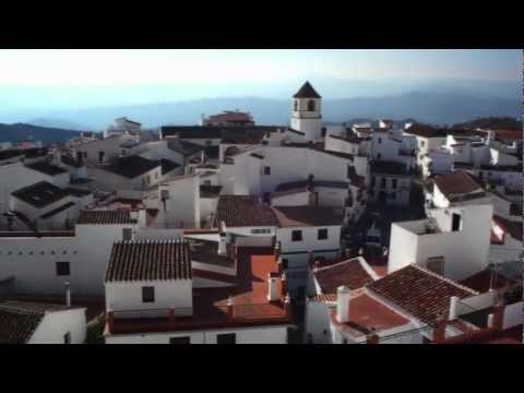 Canillas de Aceituno HD: El balcón de la Axarquía. Provincia de Málaga y su Costa del Sol