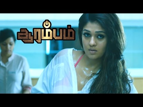 Video Arrambam | Arrambam Tamil full Movie Scenes | Nayanthara Glamour scene | Arya alerts Taapsee | Ajith download in MP3, 3GP, MP4, WEBM, AVI, FLV January 2017