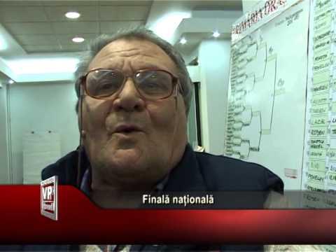 Finală națională