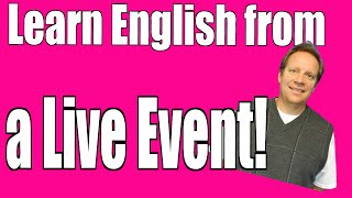 Learn English From The Best Activities Of The Week Like Movies, Music And More