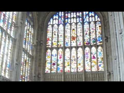 Come Down O Love Divine (Down Ampney) - performed by the choir of King's College, Cambridge