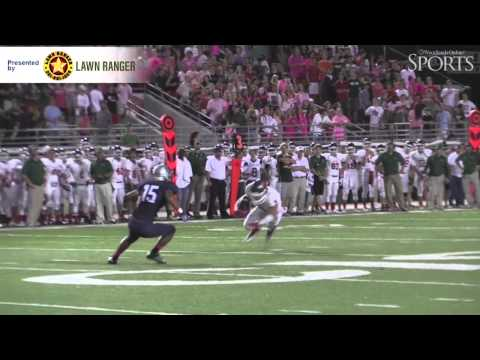 College Park vs. The Woodlands Football Highlights - October 10, 2014