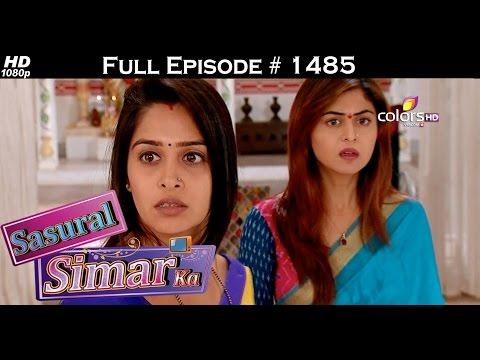 Sasural-Simar-Ka--26th-April-2016--ससुराल-सीमर-का--Full-Episode-HD