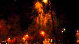 Мигающие фонари в Самаре | Nanotechnologies In Samara, Russia