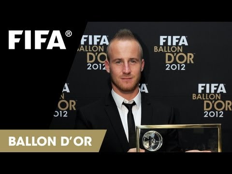 FIFA Puskas Award WINNER: Miroslav Stoch