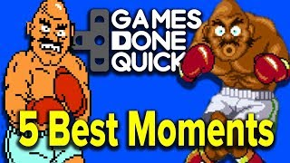 Video 5 Best Moments of AGDQ 2018 [Awesome Games Done Quick] MP3, 3GP, MP4, WEBM, AVI, FLV Desember 2018