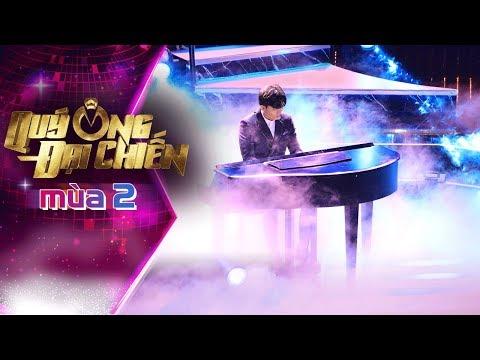 Hot Boy Thế Thịnh và ngón piano ngọt ngào chinh phục Minh Hằng - Thời lượng: 3 phút và 37 giây.