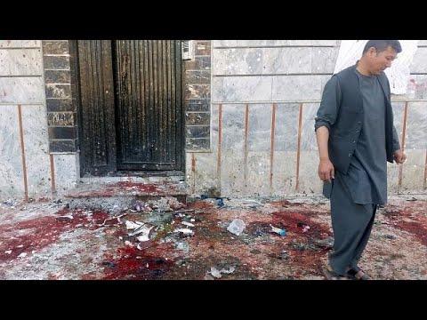 Μακελειό στην Καμπούλ – Δεκάδες νεκροί