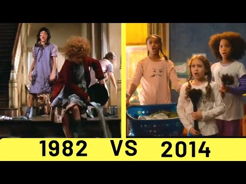 """COMPARING ANNIE SONGS 