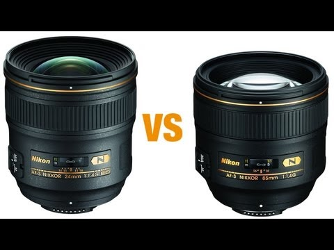 Wide Angle vs Tele - Depth of Field