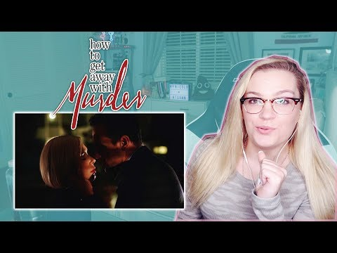 """How to Get Away with Murder Season 1 Episode 8 """"He Has a Wife"""" REACTION!"""