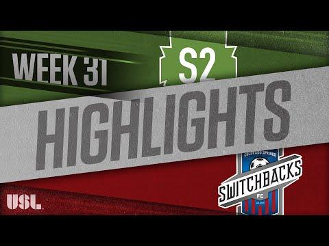 Seattle 2 - Колорадо Спрингс 2:2. Видеообзор матча 11.10.2018. Видео голов и опасных моментов игры