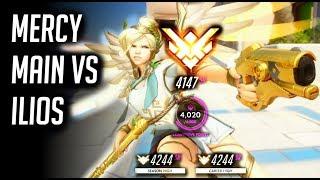 [Overwatch] 4147 Mercy Main vs Ilios