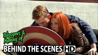 Captain America: The Winter Soldier (2014) Making of&Behind the Scenes (Part3/3)